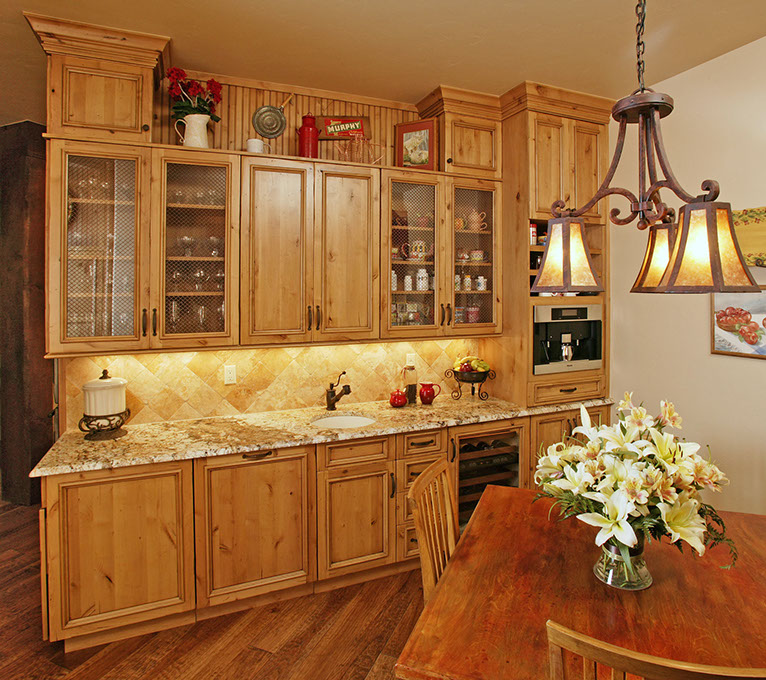 A well designed breakfast nook is the perfect compliment to a beautiful kitchen