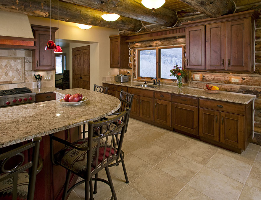 By utilizing every part of your kitchen we can maximize your storage space and give you all the counter space you need to entertain