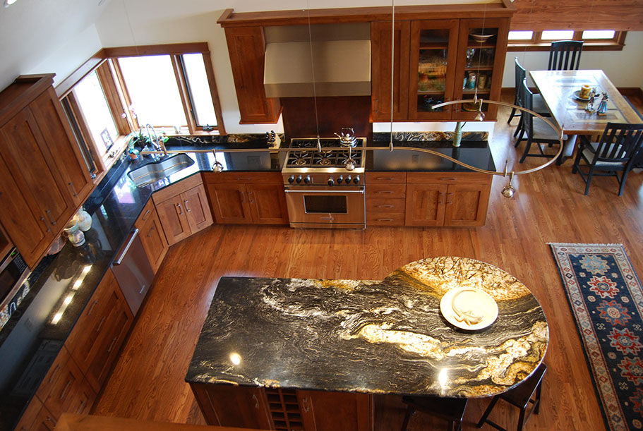 Supplying the proper appliances to fit the cabinet design peoperly is essential, and results in superior utilization