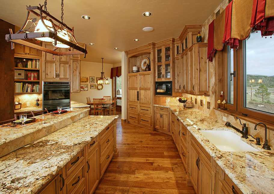 The right countertop can become the perfect accent piece to your beautiful new kitchen.