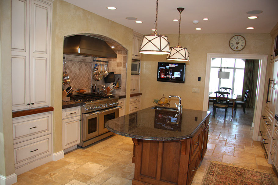 The kitchens we create are built upon the idea of making your kitchen the room in your house that you never want to leave